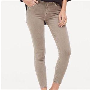 Baldwin Rivington Canyon Skinny Crop Jeans